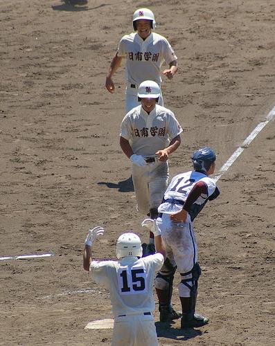 この画像は、サイトの記事「日南学園高校 野球部 ハイライト 動画集 YouTube無料視聴映像まとめ!」のイメージ写真画像として利用しています。