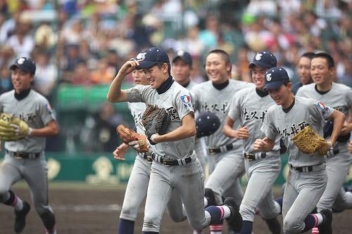 この画像は、サイトの記事「佐久長聖高校 野球部 ハイライト 動画集 YouTube無料視聴映像まとめ!」のイメージ写真画像として利用しています。