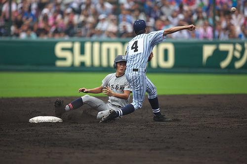 この画像は、サイトの記事「東海大甲府高校 野球部 ノック 動画集 YouTube無料視聴映像まとめ!」のイメージ写真画像として利用しています。
