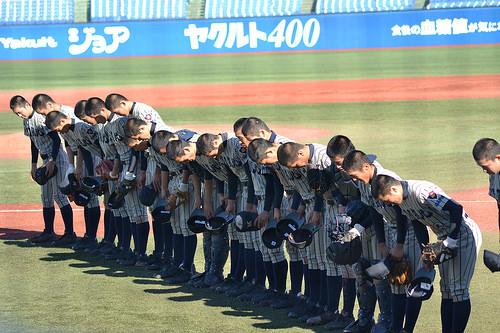 この画像は、サイトの記事「敦賀気比高校 野球部 試合前 動画集 YouTube無料視聴映像まとめ!」のイメージ写真画像として利用しています。