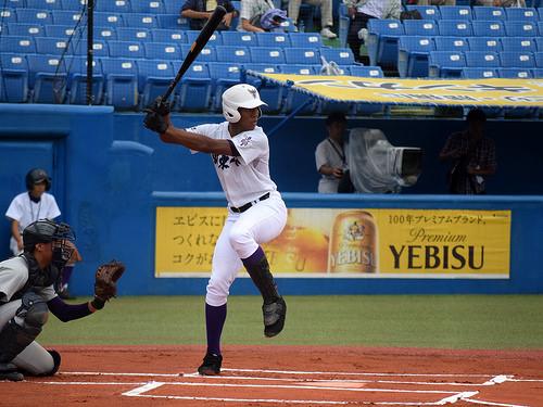 この画像は、サイトの記事「関東一高 高校 野球部 オコエ瑠偉 動画集 YouTube無料視聴映像まとめ!」のイメージ写真画像として利用しています。