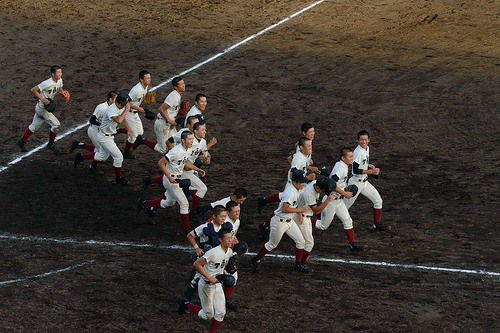 この画像は、サイトの記事「大阪桐蔭高校 野球部 練習 動画集 YouTube無料視聴映像まとめ!」のイメージ写真画像として利用しています。