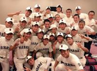 この画像は、サイトの記事「早稲田実業高校 野球部 紺碧の空 動画集 YouTube無料視聴映像まとめ!」のイメージ写真画像として利用しています。