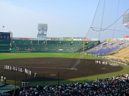 この画像は、サイトの記事「帝京高校 野球部 校歌 動画集 YouTube無料視聴映像まとめ!」のイメージ写真画像として利用しています。