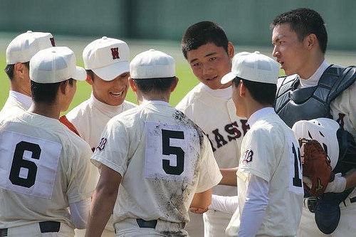 この画像は、サイトの記事「早稲田実業 野球部 ハイライト 動画集 YouTube無料視聴映像まとめ!」のイメージ写真画像として利用しています。
