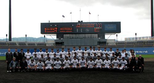 この画像は、サイトの記事「済美高校 野球部 ハイライト 動画集 YouTube無料視聴映像まとめ!」のイメージ写真画像として利用しています。