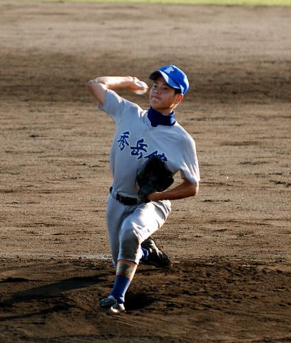 この画像は、サイトの記事「高校野球 第137回 九州地区高等学校野球大会 動画集 YouTube無料視聴映像まとめ!」のイメージ写真画像として利用しています。