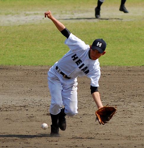この画像は、サイトの記事「龍谷大平安高校 野球部 ハイライト 動画集 YouTube無料視聴映像まとめ!」のイメージ写真画像として利用しています。