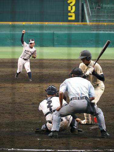 この画像は、サイトの記事「札幌第一高校 野球部 ハイライト 動画集 YouTube無料視聴映像まとめ!」のイメージ写真画像として利用しています。