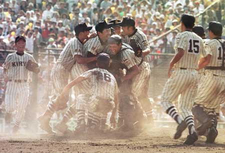 この画像は、サイトの記事「桐生第一高校 野球部 ハイライト 動画集 YouTube無料視聴映像まとめ!」のイメージ写真画像として利用しています。