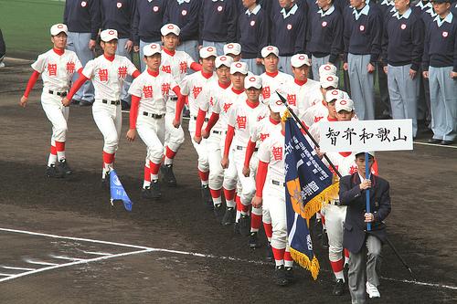 選抜高校野球 『入場行進曲』 お...
