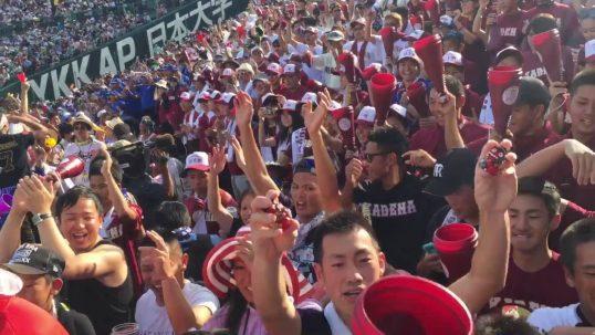 この画像は、サイトの記事「高校野球 応援歌 アゲアゲホイホイ ネットや学校・部活で話題 YouTube注目無料視聴動画ご紹介!」のイメージ写真画像として利用しています。