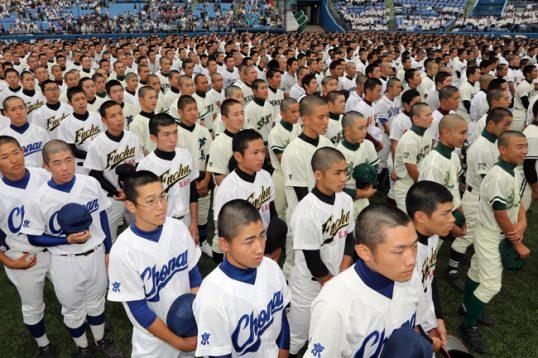 この画像は、サイトの記事「高校野球 目指せ!甲子園 東京 ネットで話題 YouTube注目無料視聴動画ご紹介!」のイメージ写真画像として利用しています。