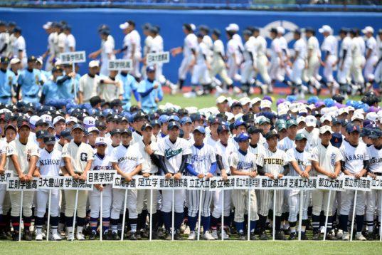 この画像は、サイトの記事「夏の高校野球 東東京大会 2017 ネットで話題 YouTube注目無料視聴動画ご紹介!」のイメージ写真画像として利用しています。