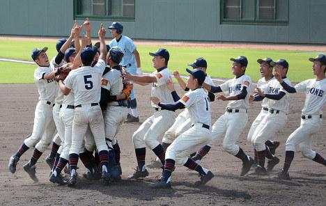 この画像は、サイトの記事「第99回 全国高校野球 滋賀大会 ネットで話題 YouTube注目無料視聴動画ご紹介!」のイメージ写真画像として利用しています。