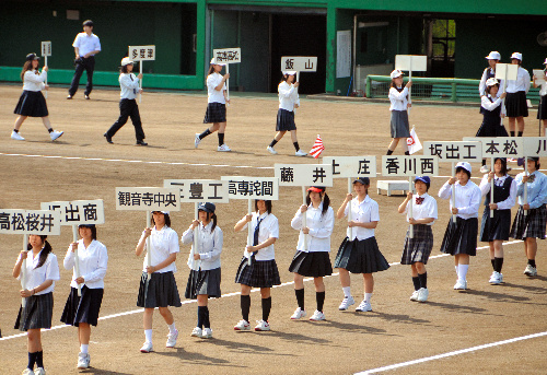 この画像は、サイトの記事「高校野球 香川大会 ネットで話題 YouTube注目無料視聴動画ご紹介!」のイメージ写真画像として利用しています。