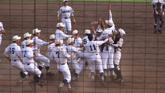 この画像は、サイトの記事「高校野球 山梨県大会 ネットで話題 YouTube注目無料視聴動画ご紹介!」のイメージ写真画像として利用しています。