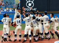 この画像は、サイトの記事「高校野球 東東京大会 ネットで話題 YouTube注目無料視聴動画ご紹介!」のイメージ写真画像として利用しています。
